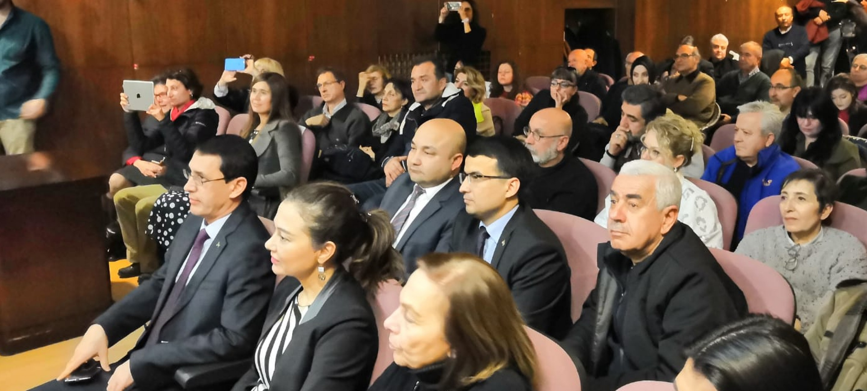 Cultural event dedicated to the 25th anniversary of neutrality of Turkmenistan held in Ankara