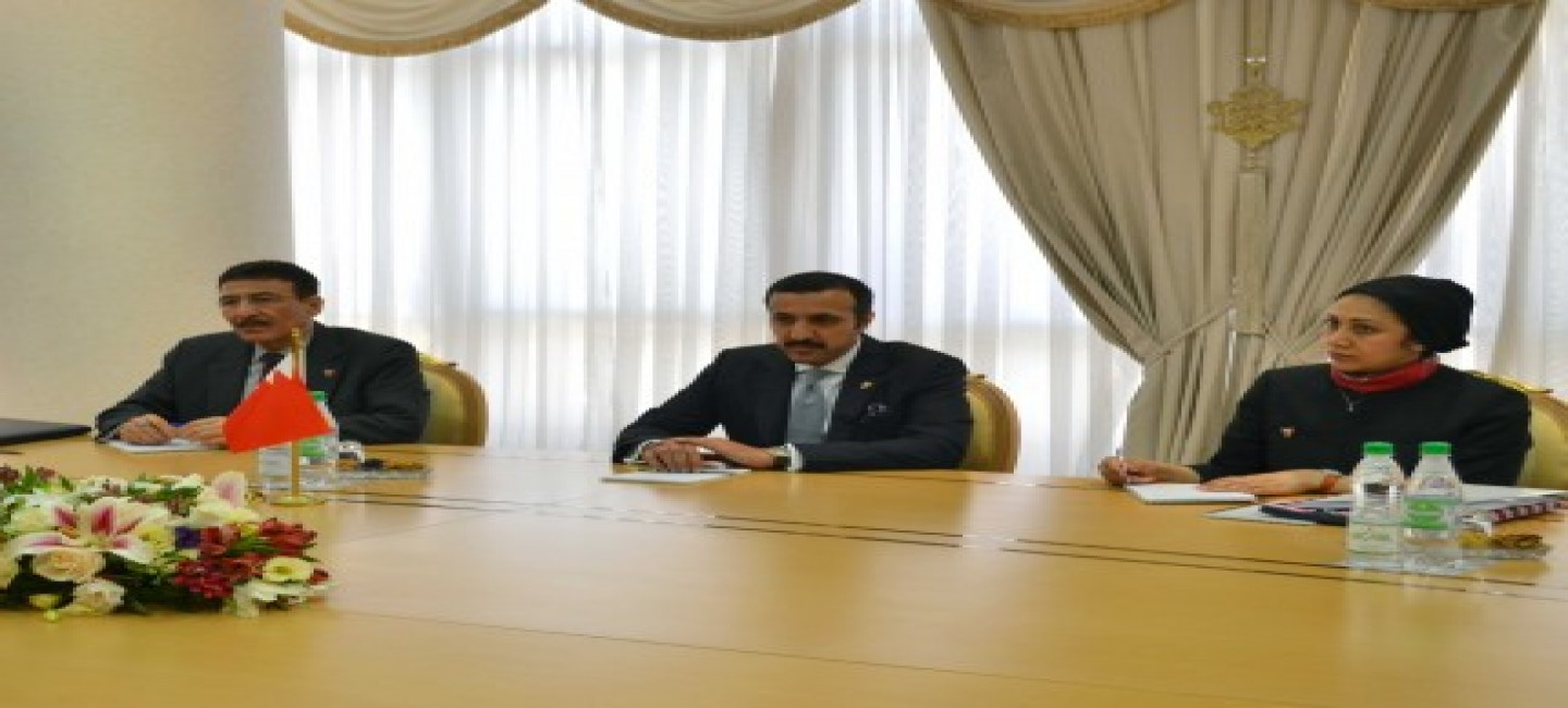 TURKMEN-BAHRAIN POLITICAL CONSULTATIONS WERE HELD IN ASHGABAT