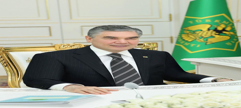 Türkmenistanyň Ministrler Kabinetiniň giňişleýin mejlisinden