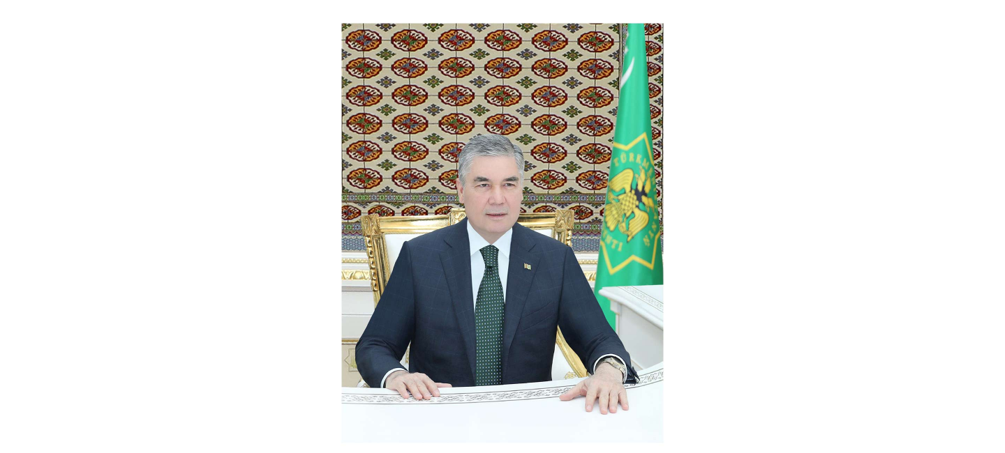A TELEPHONE CONVERSATION WAS HELD BETWEEN THE PRESIDENT OF TURKMENISTAN AND THE PRESIDENT OF THE REPUBLIC OF INDIA