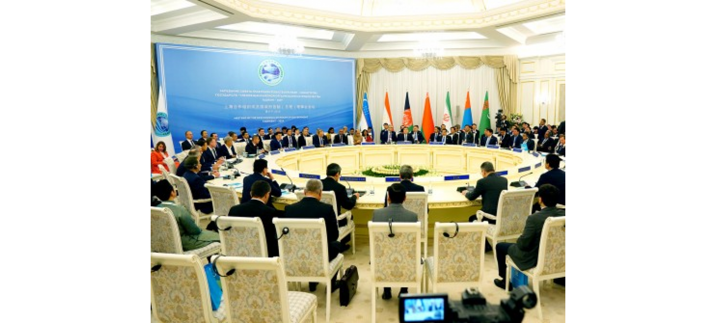 MINISTER OF FOREIGN AFFAIRS OF TURKMENISTAN PARTICIPATED TO THE MEETING OF THE COUNCIL OF SCO HEADS OF GOVERNMENTS