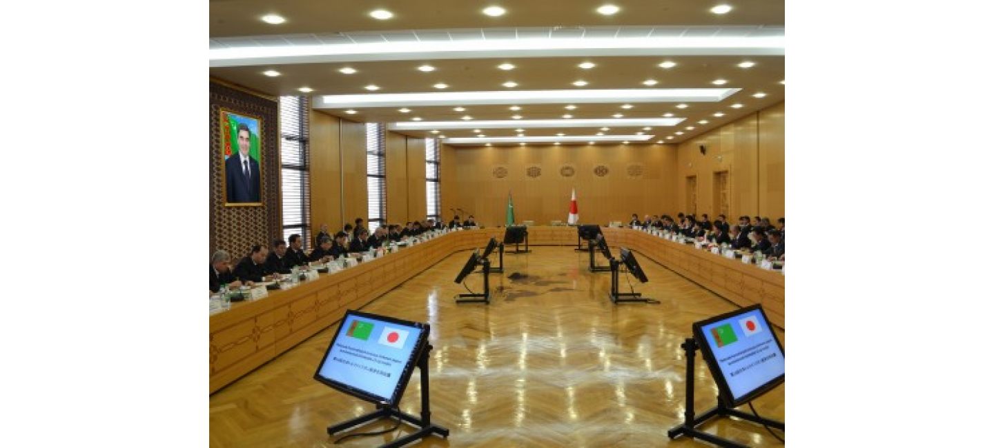 TURKMENISTAN AND JAPAN BROADEN THE TRADE-ECONOMIC COOPERATION