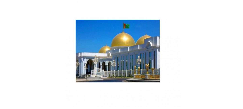 BIRLEŞEN ARAP EMIRLIKLERINIŇ ILÇISI TÜRKMENISTANYŇ PREZIDENTINE YNANÇ HATLARYNY GOWŞURDY